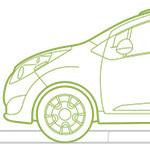 Car Line Illustrations