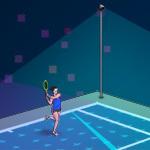 Smart Tennis Court