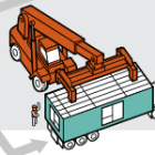 Modular Construction Infographic