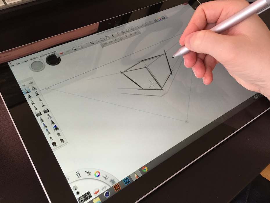 Surface Pro 3 for Illustrators