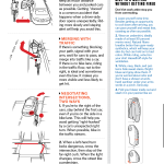 Bike Commuting How-To Illustrations